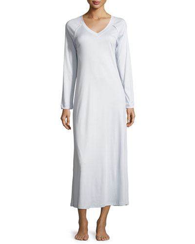 82cc288c1530 Promotion Pure Essence Long-Sleeve Long Nightgown