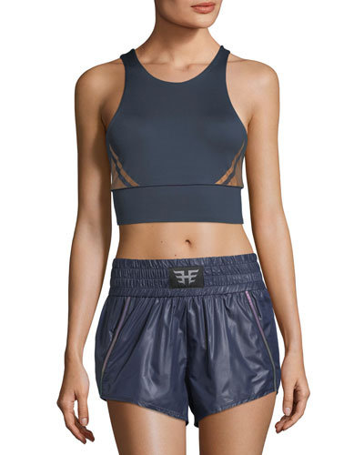 Flex V-Back Performance Sports Bra