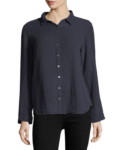 Scout Cotton Lounge Shirt