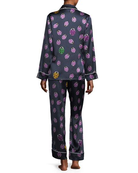 Lila Wendy Long Pajama Set