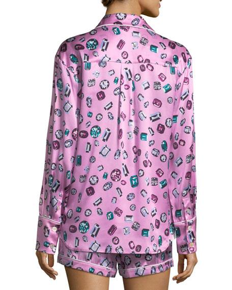 Alba Patricia Shortie Pajama Set