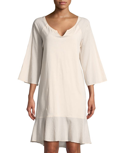 Larkin Pima Cotton Caftan