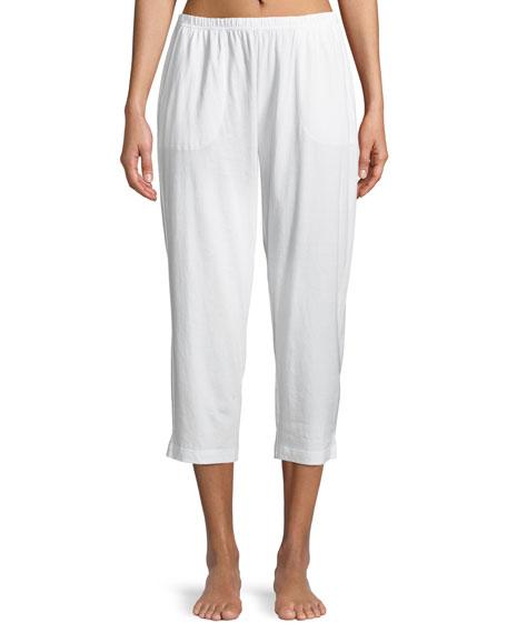 Plain Cotton Lounge Pants