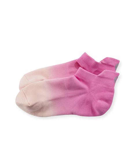 Pointe Studio Riley Sport No-Grip Ombre Socks