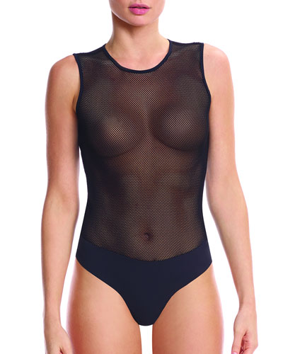 Signature Fishnet Bodysuit