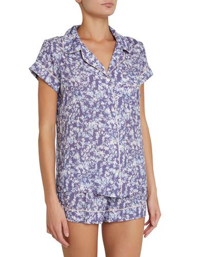 Lily Shortie Pajama Set