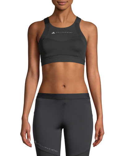 Performance Essentials Sports Bra, Black