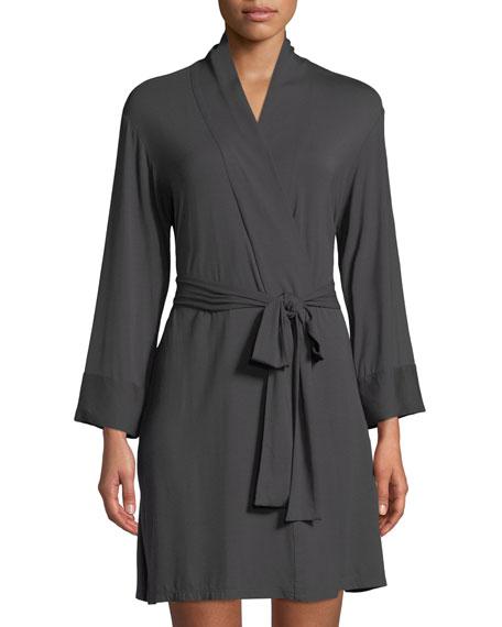 e78e814dc7 Josie Natori Undercover Short Jersey Robe