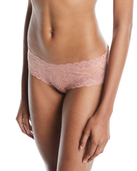 Cosabella Ferrara Low-Rise Lace Hotpants