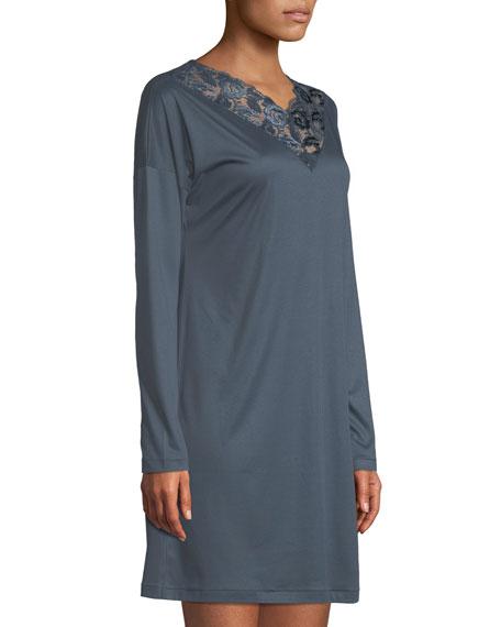 Sea Island Cotton Nightgown
