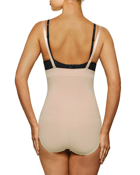 Power Play High-Waist Brief Bodysuit Shaper