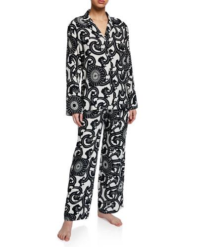 Silk Road Classic Pajama Set