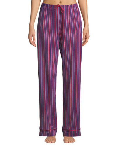 Party Stripe Classic Pajama Pants