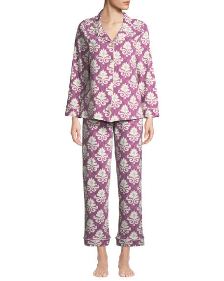 Ikat Classic Pajama Set
