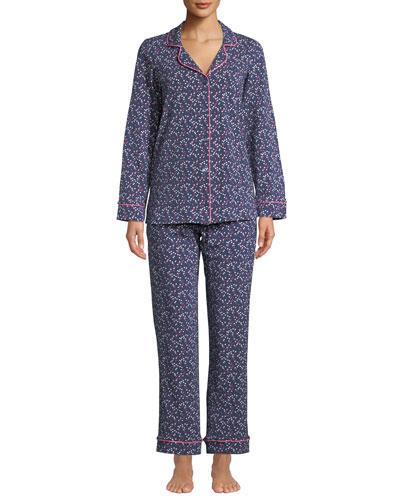 Confetti Classic Pajama Set, Plus Size