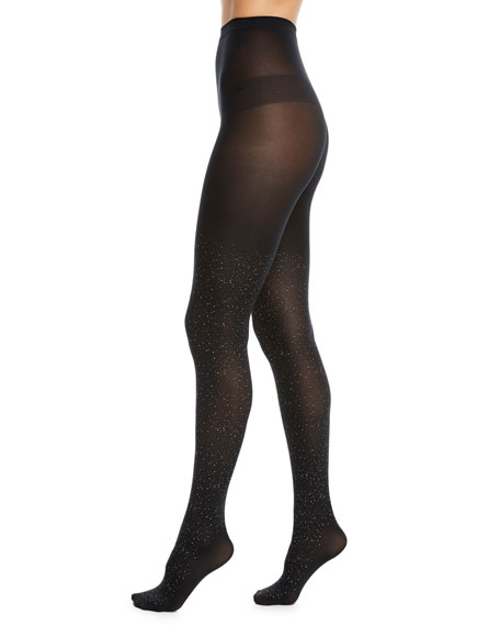 Wolford Luna Dazzling-Dots Tights
