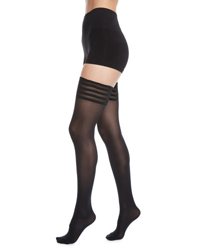 Velvet De Luxe Stay-Up Thigh Highs Stockings