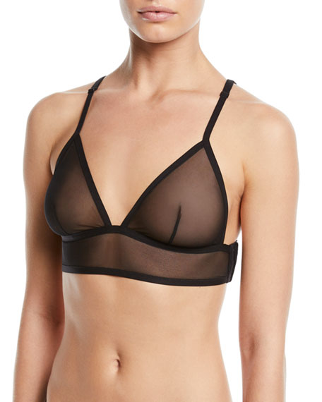 Livy NY Bengal Tiger-Applique Soft Bra