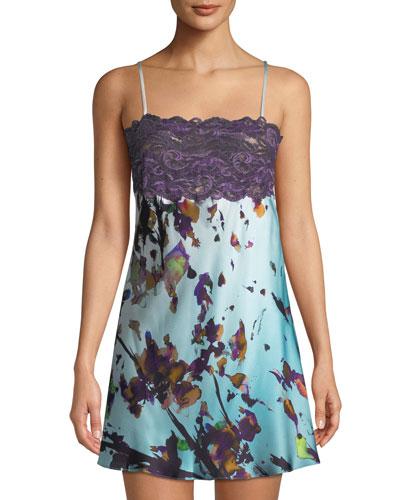 eb43a9955137 Designer Chemise   Silk Chemise   Lace Slip Dress at Bergdorf Goodman