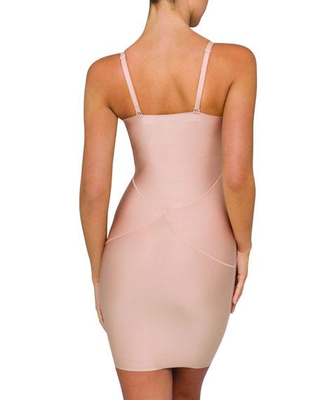 f6b2e553db4 Nancy Ganz Body Architect Slip Dress Shapewear with Built-In Bra