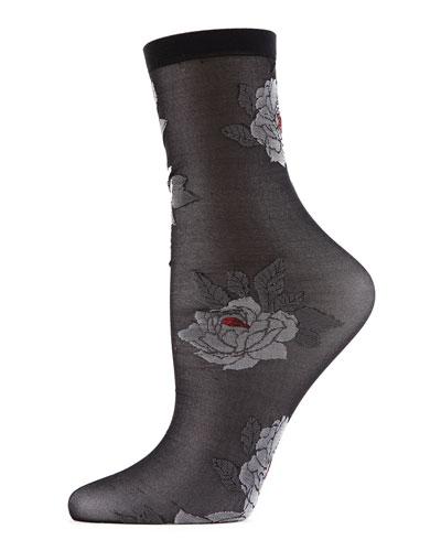 Claire de Lune Socks