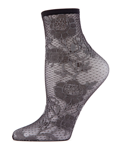 Chantilly Lace Socks