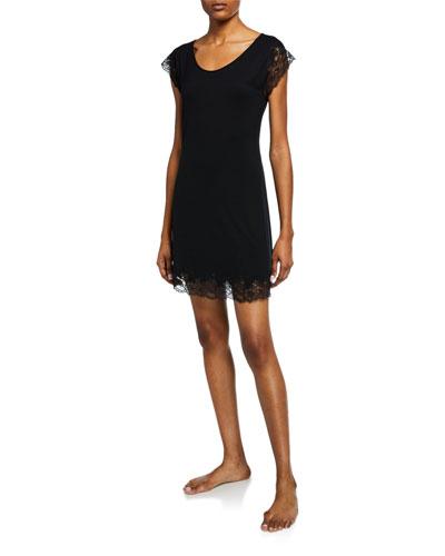 5c20a0a027 Undercover Lace-Trim Sleepshirt Quick Look. Josie Natori