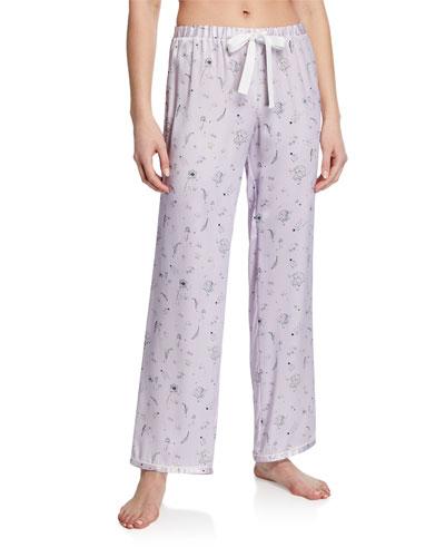 Chantal Night Garden Lounge Pants