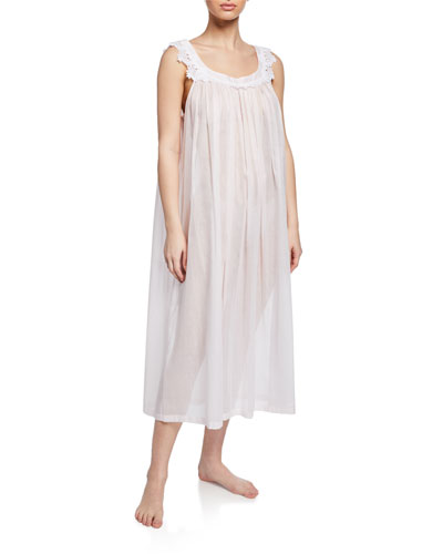 Azisa Sleeveless Nightgown