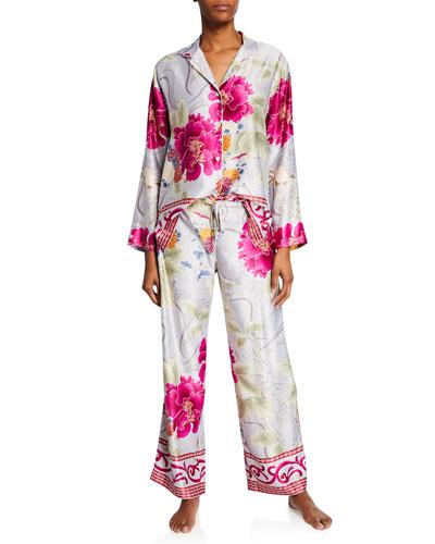 badbf0c8a33 Designer Sleepwear   Pajama Sets   Lace Camisoles at Bergdorf Goodman