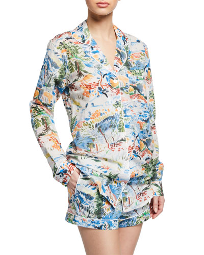 Landscape Classic Pajama Set