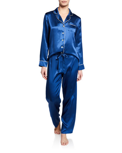 88c3fe8d1 Designer Sleepwear   Pajama Sets   Lace Camisoles at Bergdorf Goodman