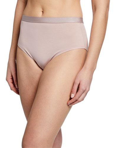 Skyla High-Waist Bikini Briefs