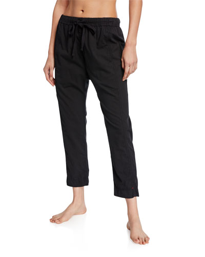 Draper Tapered-Leg Lounge Pants