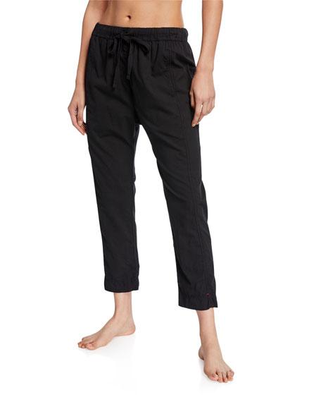 Xirena Pants DRAPER TAPERED-LEG LOUNGE PANTS