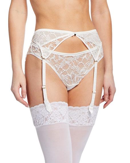 Segur Lace Garter Belt