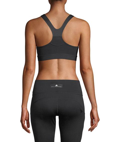 Performance Essentials Sports Bra, Black