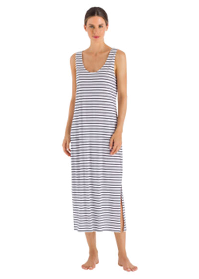 Laura Long Tank Nightgown