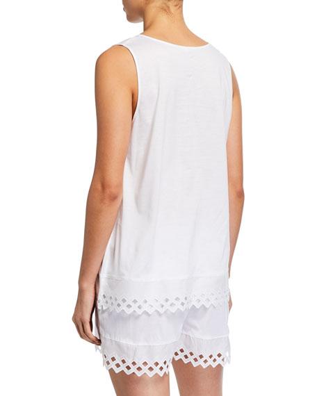 Bella Tank Shortie Pajama Set