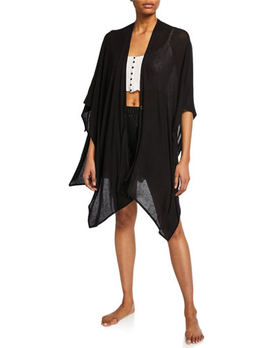 4-in-1 Cardigan Wrap Coverup