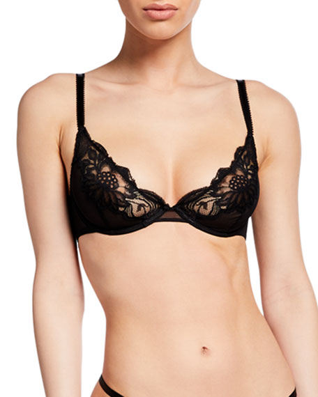 Myla London Beaty Street Lace Plunge Bra