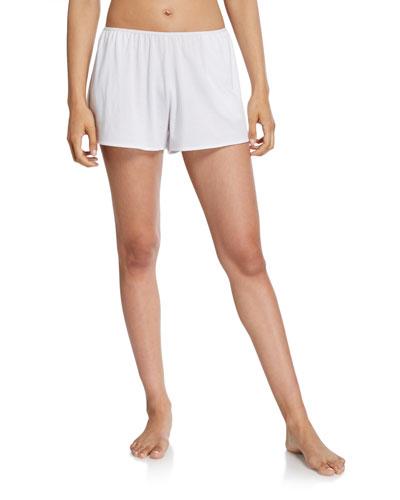 Jo Poplin Lounge Shorts