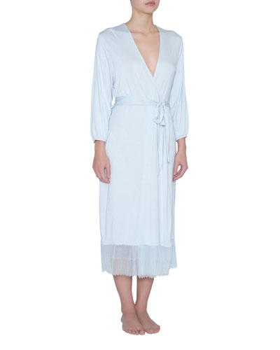 Phoebe Luxe Jersey Robe