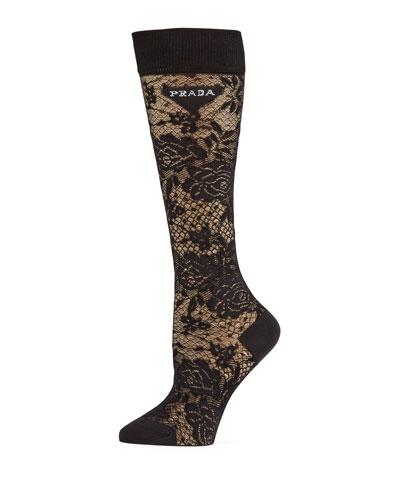 Scotland Lace Socks