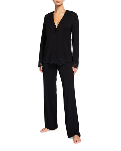 Tres Souple Jersey Pajama Set