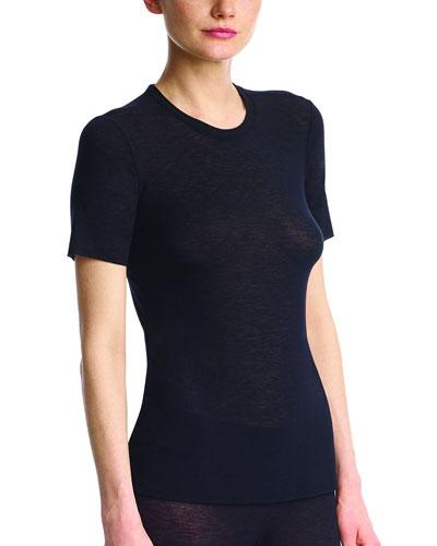 Cashmere Layering T-Shirt