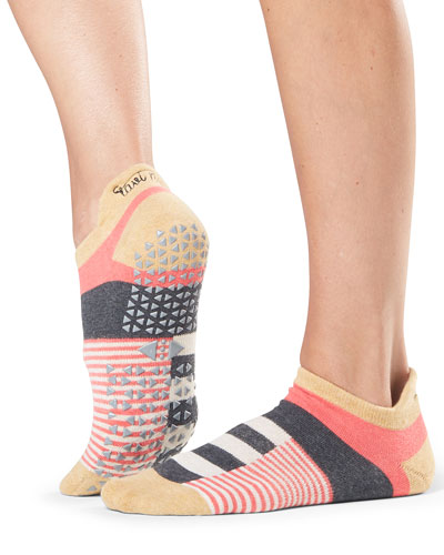 Savvy Vogue Slipper Grip Socks