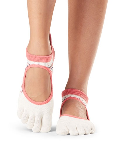 Bellarina Country Full-Toe Slipper Grip Socks