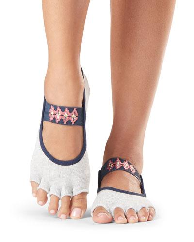 Mia Yonder Half-Toe Grip Socks
