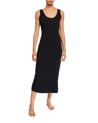 Narissa Scoop-Neck Tank Dress